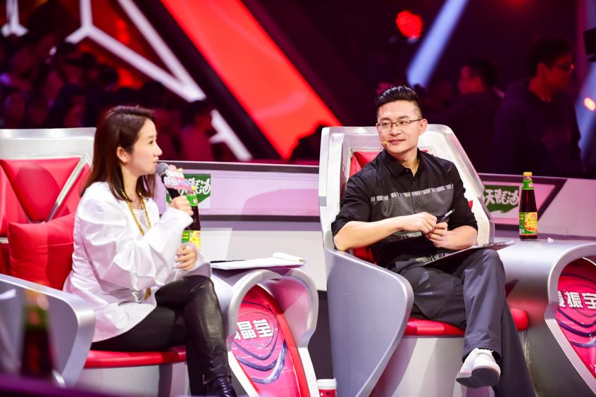 姜振宇过年期间忙上综艺 运用专业技能展实力