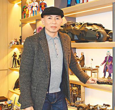 林超贤对比红海战狼2 称吴京是在导自己的戏