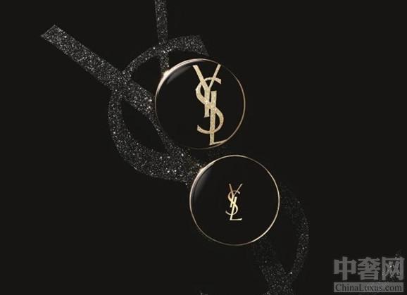 YSL2018全新星钻气垫 延续经典色调继续诠释复古优雅的时尚