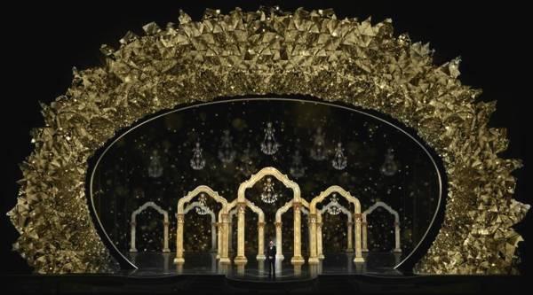 第90届奥斯卡颁奖礼舞美 真的是大写的有钱了