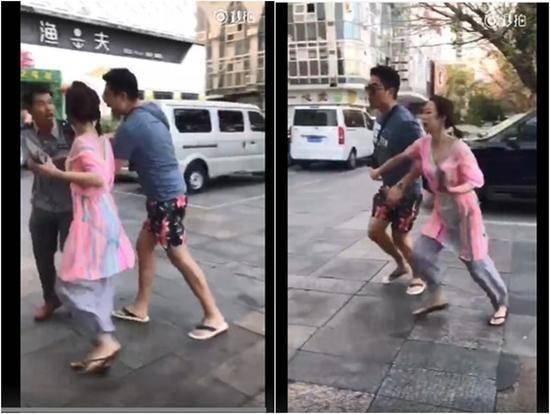 女演员违规乱停骂保安 刘希媛连飙好几句脏话恶行被PO网上