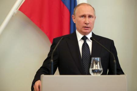 普京表示俄罗斯是欧洲天然气可靠供应者