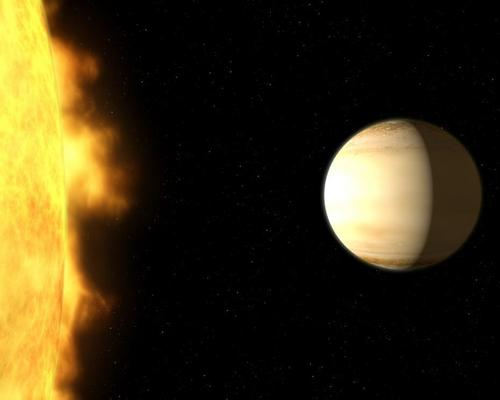 地外行星发现水源 该行星距离地球约700光年