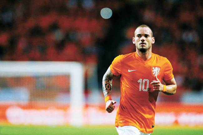 斯内德退出荷兰队 他是奉献了无数伟大表现的伟大球员