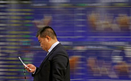 亚太股市下跌 担心全球贸易战爆发