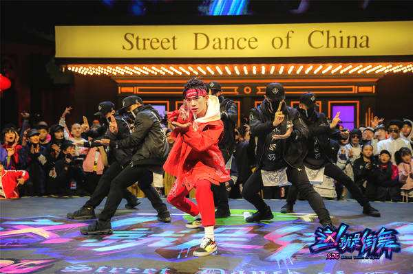 《这就是街舞》二期开播 众队长入佳境嗨爆全场
