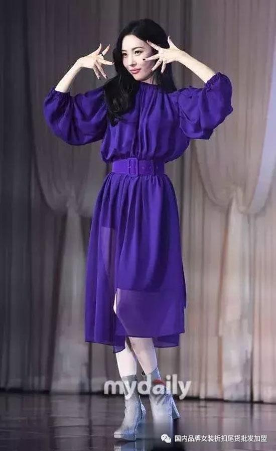 埃芙衣发布2018年春夏流行色 紫外光色+番红花紫+粉薰衣草色
