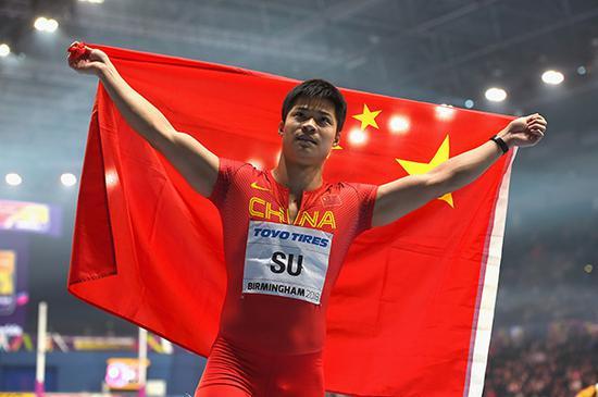 苏炳添36天3破亚洲纪录 不断创造中国男子短跑历史