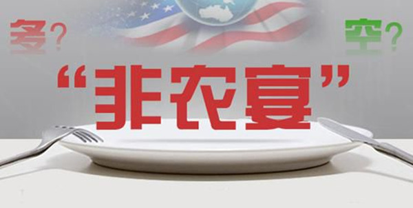 本周迎来美国非农 周初国际黄金盘内分析
