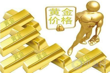 美指短线持续回落 国际黄金向上反弹