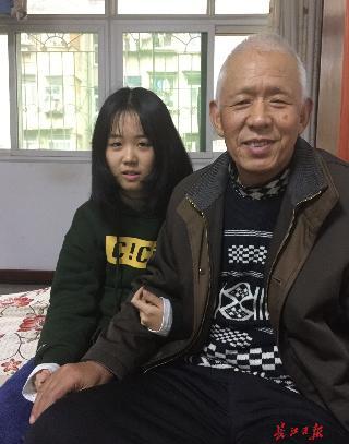 14岁女生增重为父亲捐髓 还差0.2公斤就达标了!
