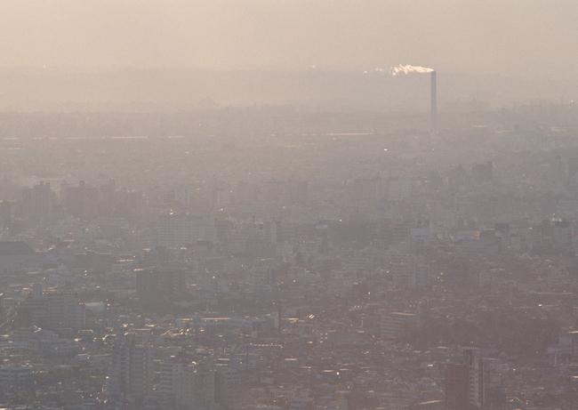 乐山全力推进大气污染防治工作 空气质量明显改善