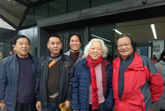 史信根收藏名家字画 创办宁波三江书画藏馆
