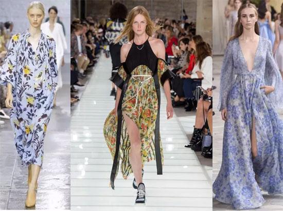 JACKLISA春夏新款泄密 各色的碎花图案演绎出更为灵动的时尚潮流