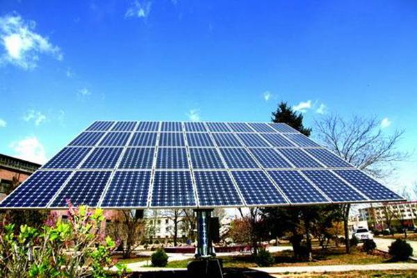 印度对进口太阳能组件征税 太阳能电力成本增加