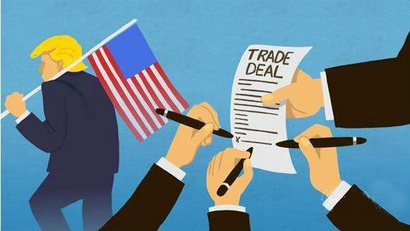 什么情况?美国搞事情,欧盟一出手,美国损失几百亿!