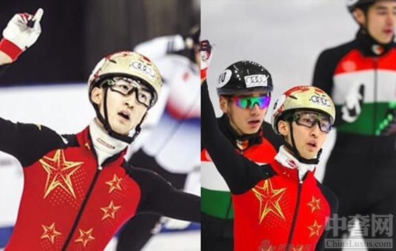 武大靖获冠军后首上综艺 表示了对表演《北京八分钟》的滑轮演员的敬佩