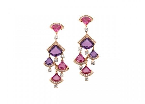 宝格丽Divas' Dream系列珠宝 打造属于你的华丽人生