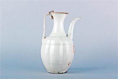 忠州地区的南宋青白釉瓷执壶是什么样?