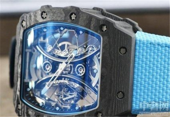 品鉴查德米尔腕表 一款适合在马球运动中佩戴的腕表