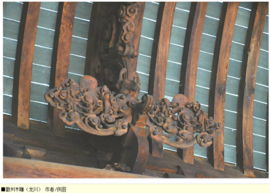 徽州古建木雕艺术是中华民族地域文化的积淀物