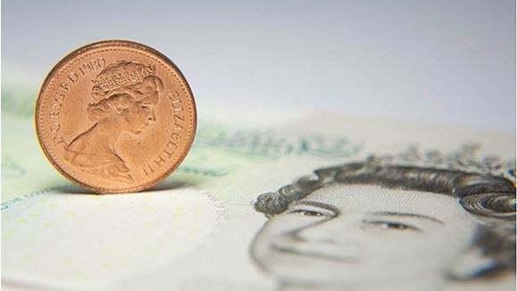 英国脱欧谈判重大分歧难消 英镑突然无预兆急涨!