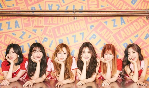 韩女团Apink时值出道7周年发布特别单曲