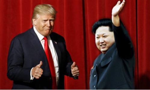 """特朗普与金正恩会面""""计划中"""":股市急涨、黄金大跌!"""