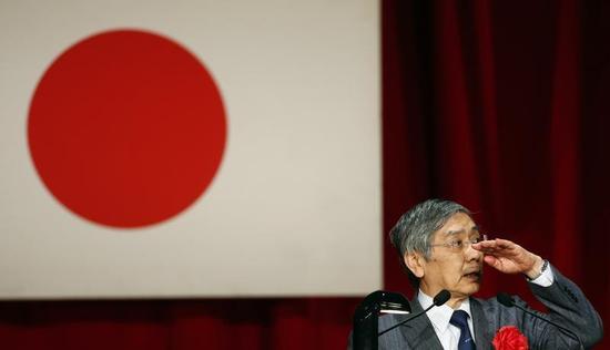 日银决议指南:黑田东彦长期展望成瞩目焦点