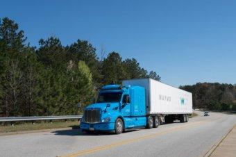Waymo和谷歌在亚特兰大测试无人驾驶卡车