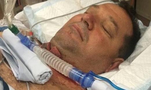 新西兰男子吃牛排噎食窒息 护士女友成功将他从鬼门关拉回人间