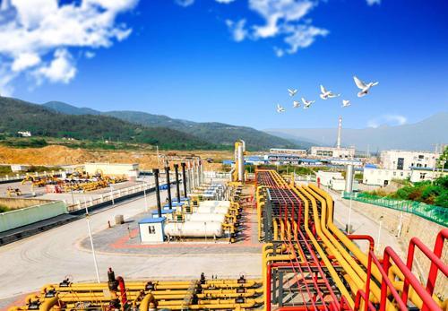 长宁页岩气市场生产平稳运行