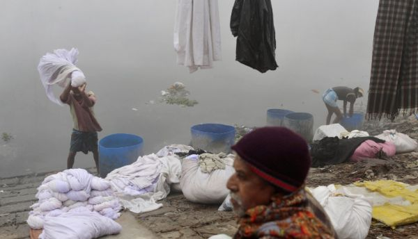 联合国:可持续发展面临威胁 环境严重污染