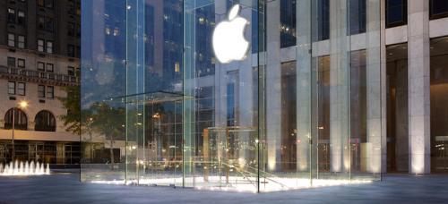 临门一脚 苹果将成为万亿美元市值公司