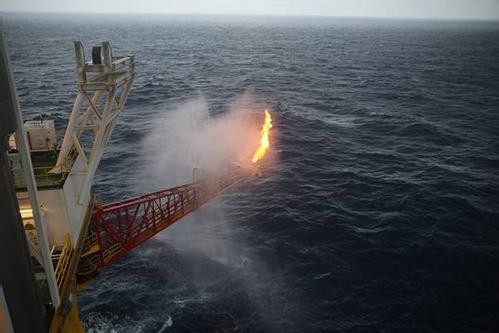中海油启动可燃冰天然气研究 有望商业化开采