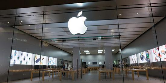 苹果一度突破9250亿美元 市值创历史新高