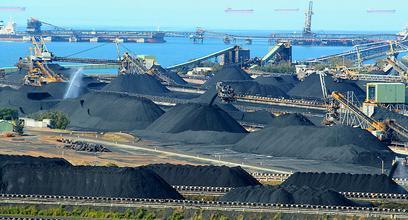 环渤海港口煤炭下水量继续保持增势