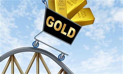 美元指数连跌两日 黄金盘中V型反弹