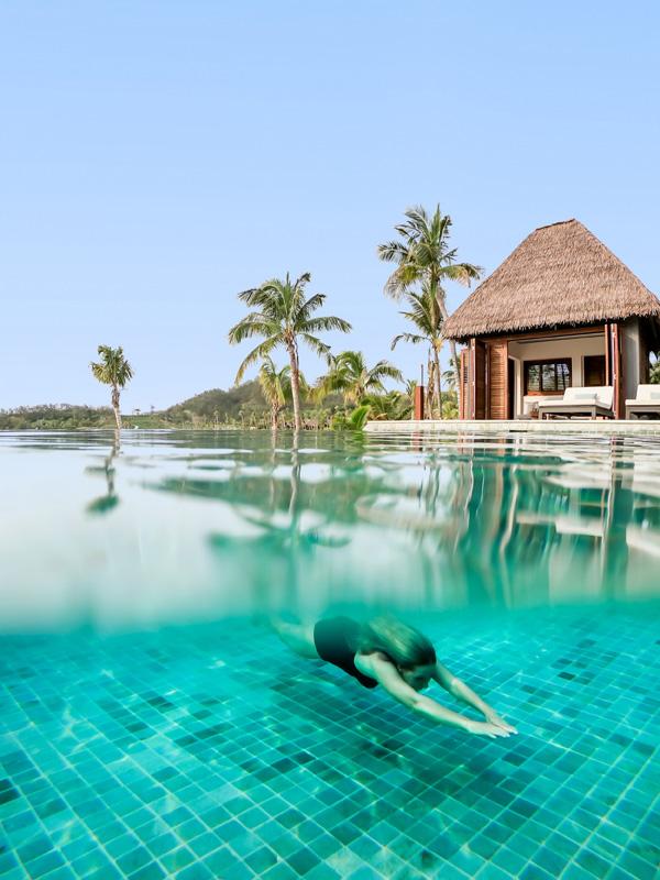 斐济六善酒店即将开幕 坐拥650米长私人沙滩