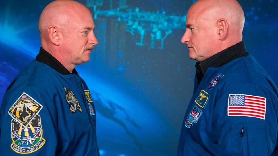 宇航员太空待500天DNA改变