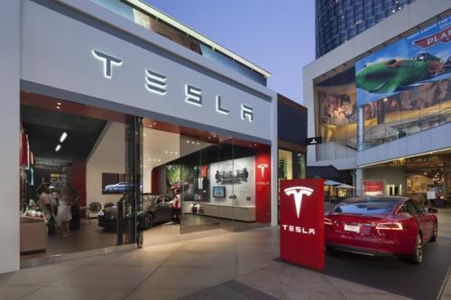上海经信委与特斯拉探讨在中国的布局 共同促进新能源汽车发展