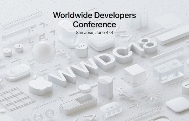 苹果WWDC时间 海报元素都成3D立体化状态