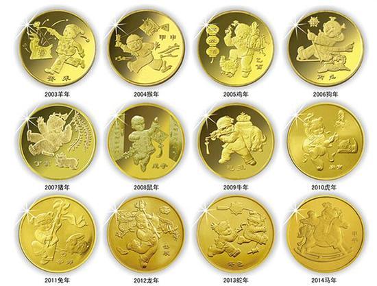 一套生肖纪念币跌了近50% 现在还能收藏纪念币吗?