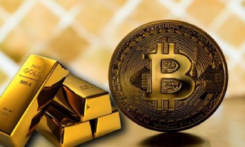 """比特币VS黄金价差收窄 竟是美联储""""从中作梗""""?"""