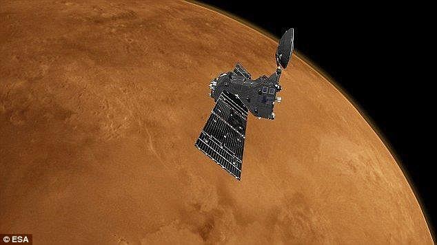 俄罗斯火星移民 将在明年发射一艘无人宇宙飞船
