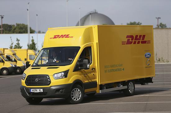 DHL逐步回归美国市场 挑战UPS与联邦快递