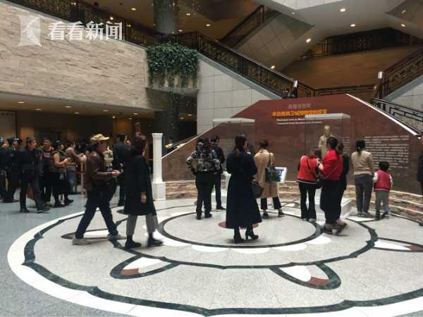 """""""来自卫城博物馆的珍宝""""展在上海博物馆举行"""