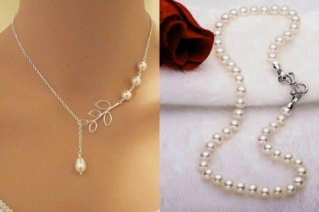 珍珠项链设计越来越多元化 再也不是老奶奶的标配了