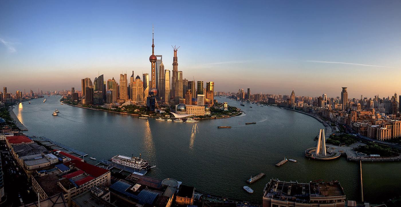 这六条路线让你体验上海精彩