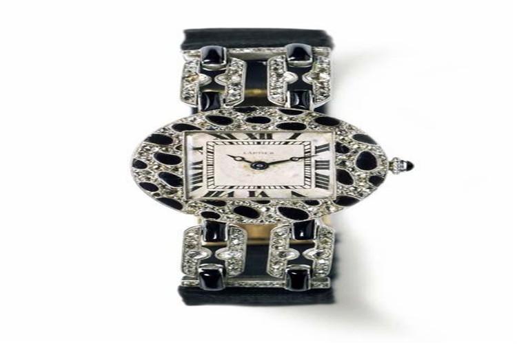 卡地亚Cartier「猎豹」元素系列珠宝作品赏析_珠宝图片